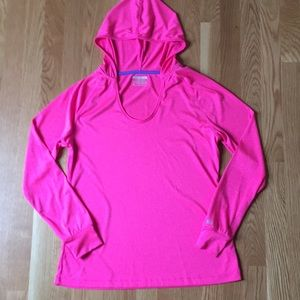 Layer 8 Hot Pink Athletic Top